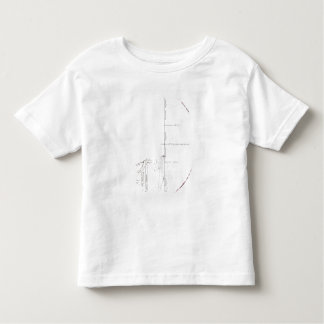 The Cut of a Toga for 'Britannicus' by Jean Racine Toddler T-shirt