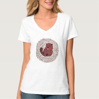 The Cute Baby Beaver T-Shirt