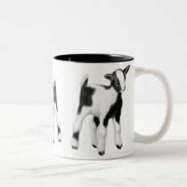 The Cute Baby Goat Mug