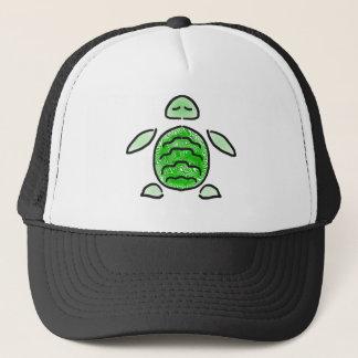 The Cute Green Sea Turtle Trucker Hat