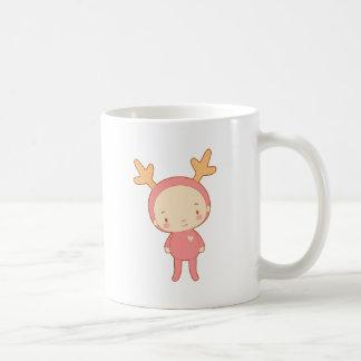 The Cute Moose Coffee Mug