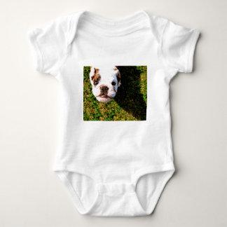The cutest Bulldog ever!!! Baby Bodysuit