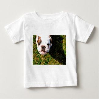 The cutest Bulldog ever!!! Baby T-Shirt