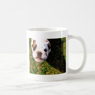The cutest Bulldog ever!!! Coffee Mug
