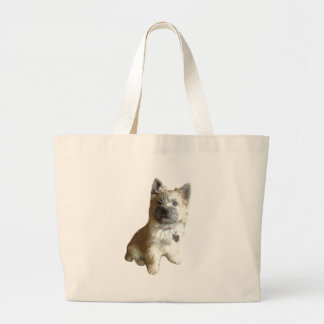 The Cutest Cairn Terrier Ever!  Cuter than Toto! Tote Bag