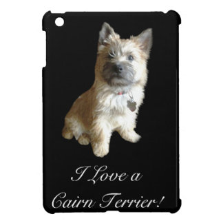 The Cutest Cairn Terrier Ever!  Cuter than Toto! iPad Mini Case