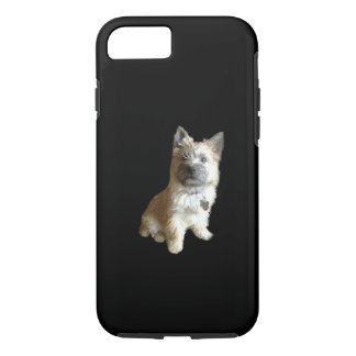 The Cutest Cairn Terrier Ever!  Cuter than Toto! iPhone 8/7 Case