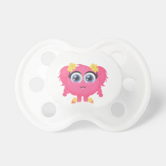 The cutest little monster! baby pacifiers