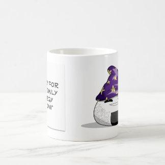 The Cutest Mage Coffee Mug