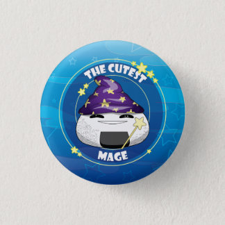 The cutest Mage Pinback Button