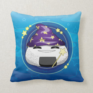 The cutest Mage Throw Pillow