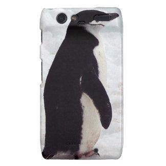 The Cutest Penguin Ever Droid RAZR Cases