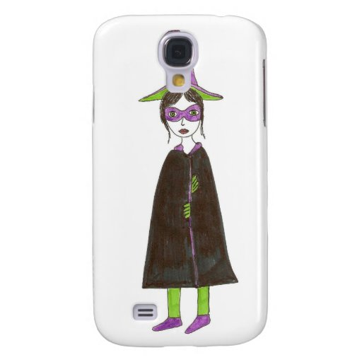 The Cutest Witch Galaxy S4 Covers