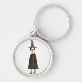 The Cutest Witch Keychain
