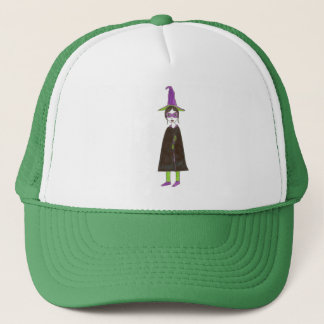 The Cutest Witch Trucker Hat