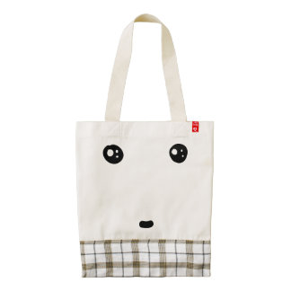 The Cutie. Zazzle HEART Tote Bag