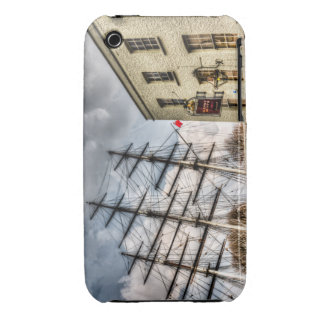 The Cutty Sark and Gipsy Moth Pub Greenwich iPhone 3 Cover
