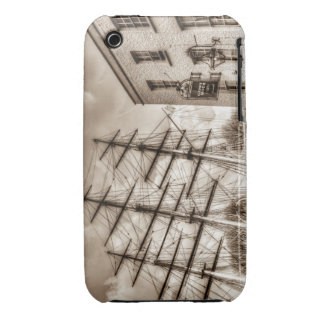 The Cutty Sark and Gipsy Moth Pub Greenwich iPhone 3 Case