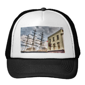 The Cutty Sark and Gipsy Moth Pub Greenwich Hat