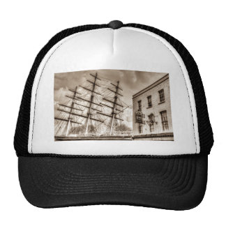 The Cutty Sark and Gipsy Moth Pub Greenwich Trucker Hats