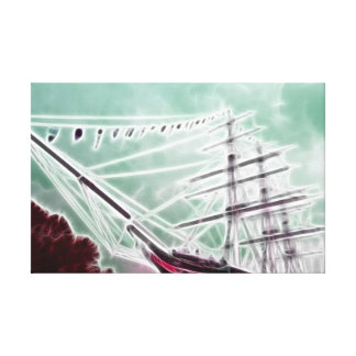 The Cutty Sark Gallery Wrapped Canvas