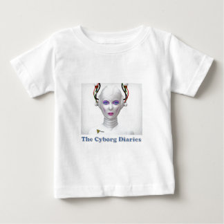 The Cyborg Diaries Collection Baby T-Shirt