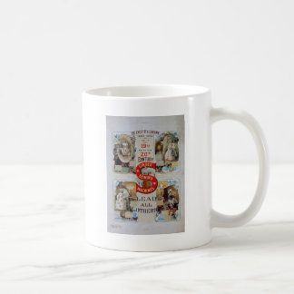 """""""The cycle of a century"""" - Vintage Singer Advert Mug"""