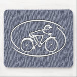 The Cyclist... Mouse Pad