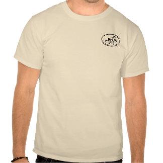 The Cyclist... Tee Shirts