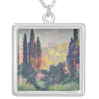 The Cypresses at Cagnes, 1908 Necklaces