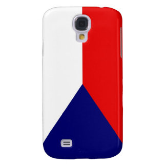 The Czech Republic Flag Galaxy S4 Case