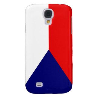 The Czech Republic Flag Galaxy S4 Case