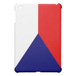 The Czech Republic Flag iPad Mini Cases