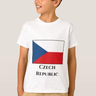 Czech Republic Ladies Czech Princess T-shirt Kids