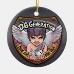 The D6 Generation Tree Ornament