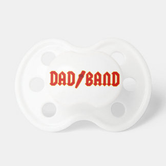 The Dad Band sucks! Pacifier