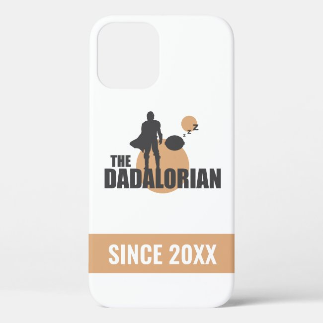 The Dadalorian & Sleeping Grogu Case-Mate iPhone Case