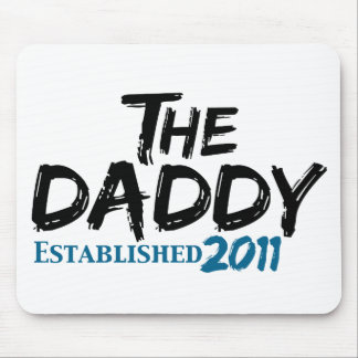 The Daddy Est 2011 Mouse Pads