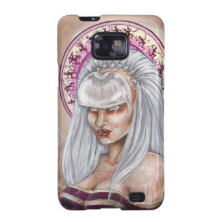 The Daemon Saint Samsung Galaxy S2 Cases
