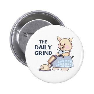 THE DAILY GRIND BUTTONS