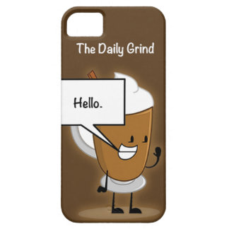 The Daily Grind iPhone SE/5/5s Case