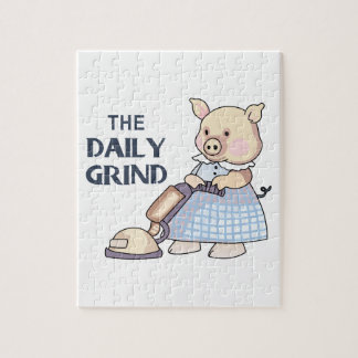 THE DAILY GRIND PUZZLES