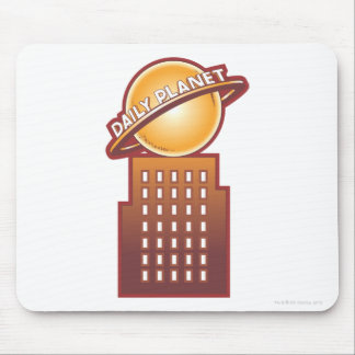 The Daily Planet Mousepad