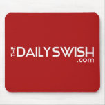 The Daily Swish Mouse Pad