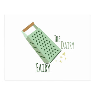 The Dairy Fairy Postcard