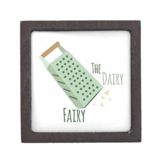 The Dairy Fairy Premium Jewelry Boxes