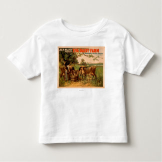 The Dairy Farm a Romance of Sleepy Hollow Play T Shirts