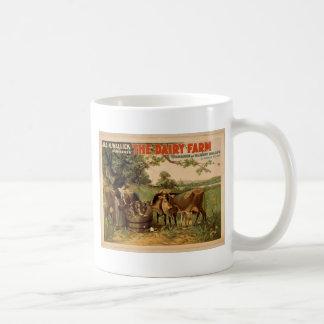 The Dairy Farm Retro Theater Mugs