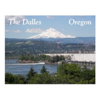 The Dalles, Oregon Travel Photo Postcard