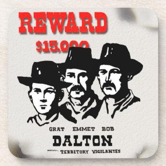 The Dalton Gang. Coasters